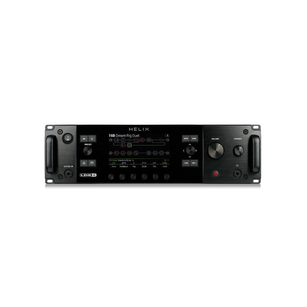Line 6 Line 6 Helix Rackmount Amp And FX