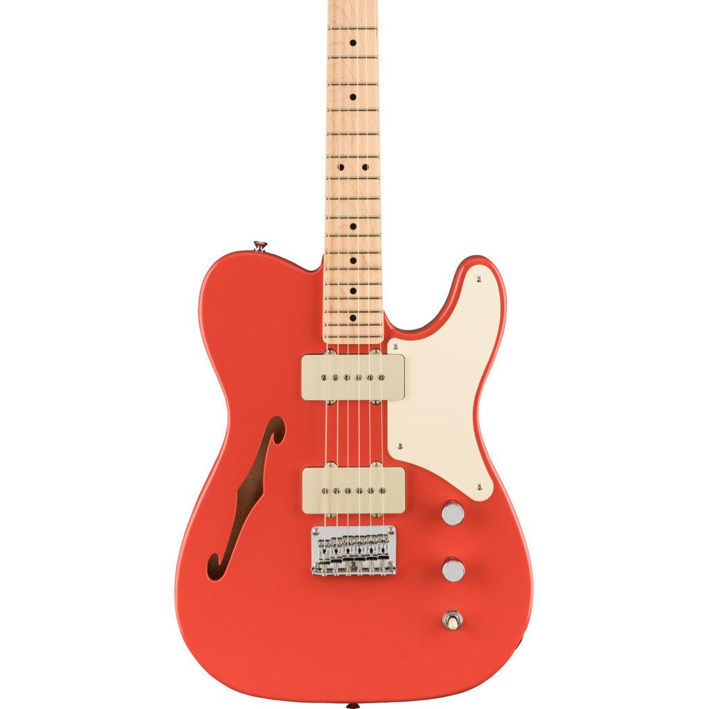 Fender Fender Paranormal  Cabronita Tele Thinline - Red