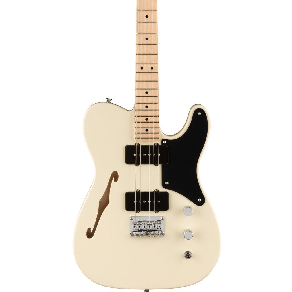 Fender Fender Paranormal Cabronita Tele Thinline Olympic White