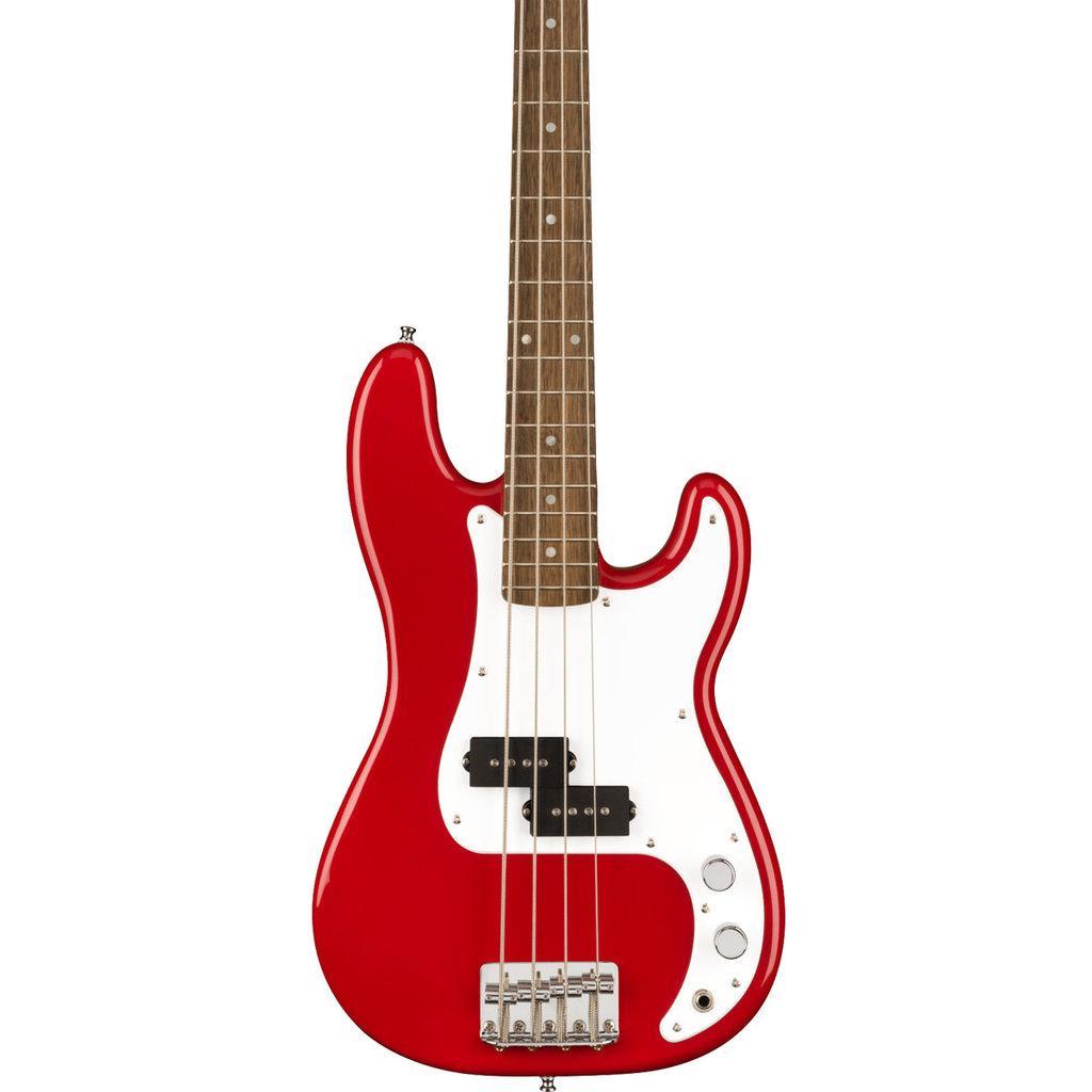 Fender Squier Mini Precision Bass - Red