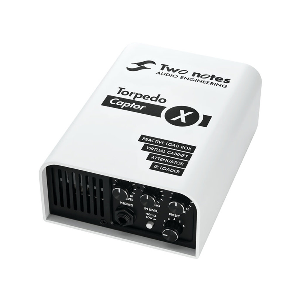 Two Notes Two Notes - Torpedo Captor X  16ohms