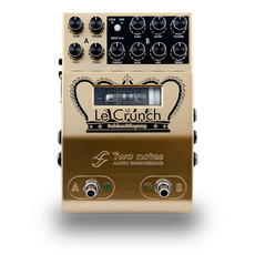 Two Notes Two Notes - Le Crunch 2 CHAN Preamp Pedal