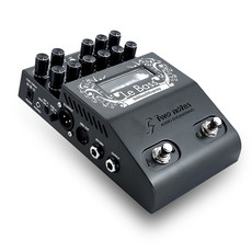 Two Notes Two Notes - Le Bass 2 CHAN Preamp Pedal