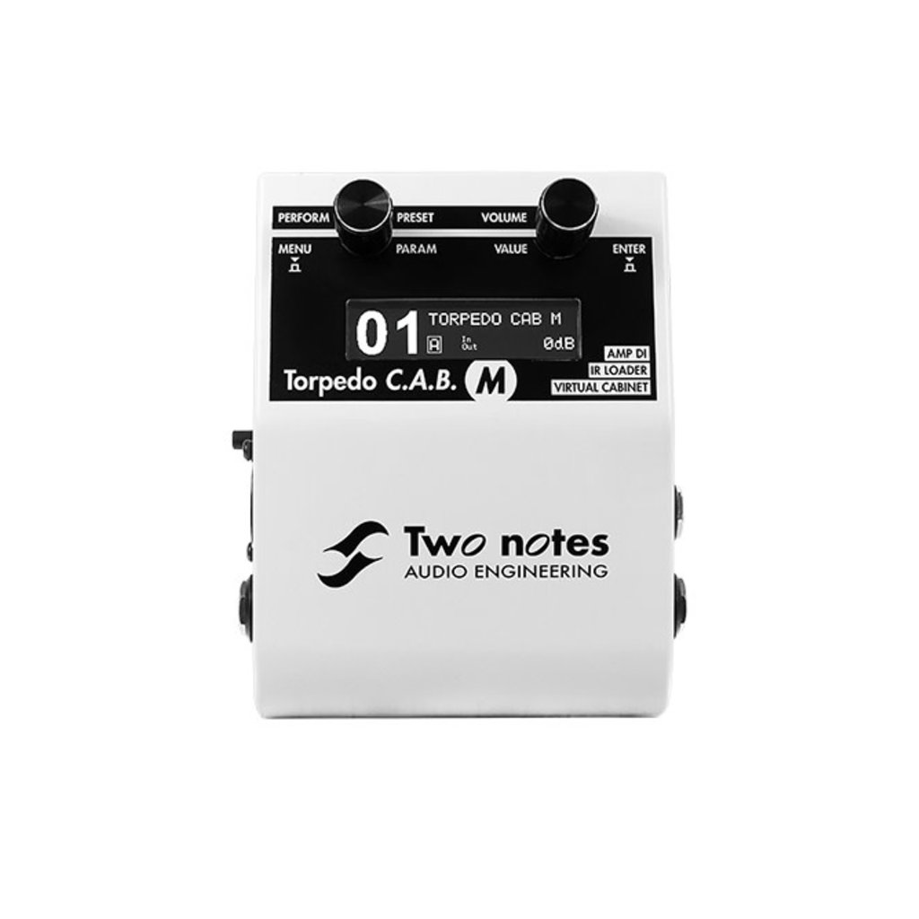Two Notes Two Notes - Torpedo C.A.B M