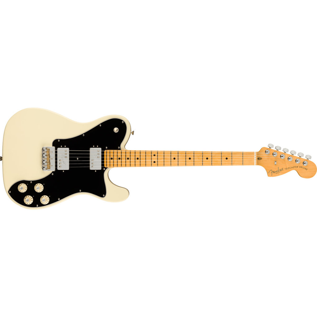 Fender Fender American Professional II Telecaster Deluxe MP OWT