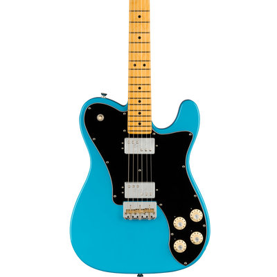 Fender Fender American Professional II Telecaster Deluxe MP Miami Blue
