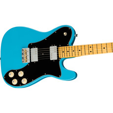 Fender Fender American Professional II Telecaster Deluxe MP Miami Blue