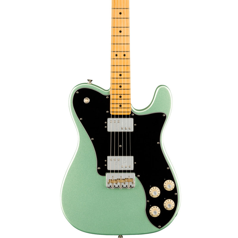 Fender Fender American Professional II Telecaster Deluxe MP - Surf Green