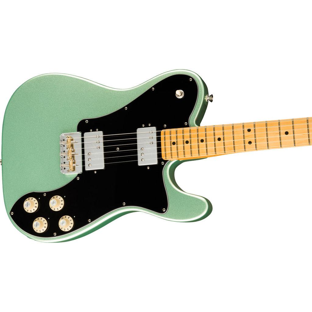 Fender Fender American Professional II Telecaster Deluxe MP Myst SFG