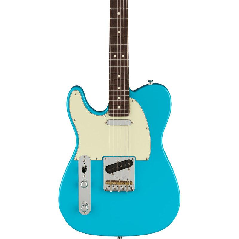Fender Fender American Professional II Telecaster Left Miami Blue