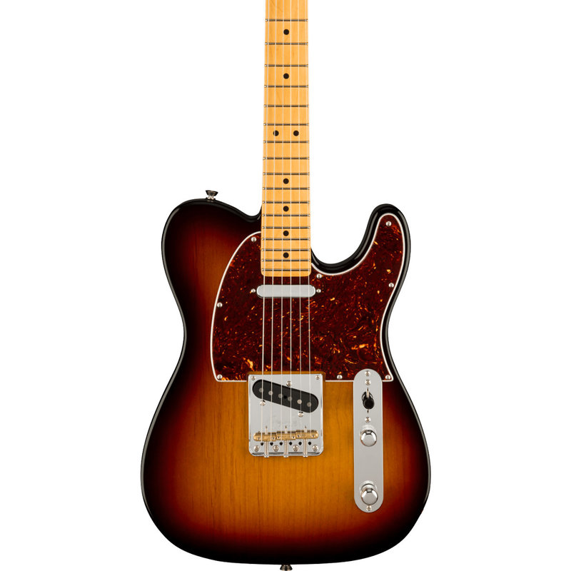 Fender Fender American Professional II Telecaster MP - 3-Tone Sunburst