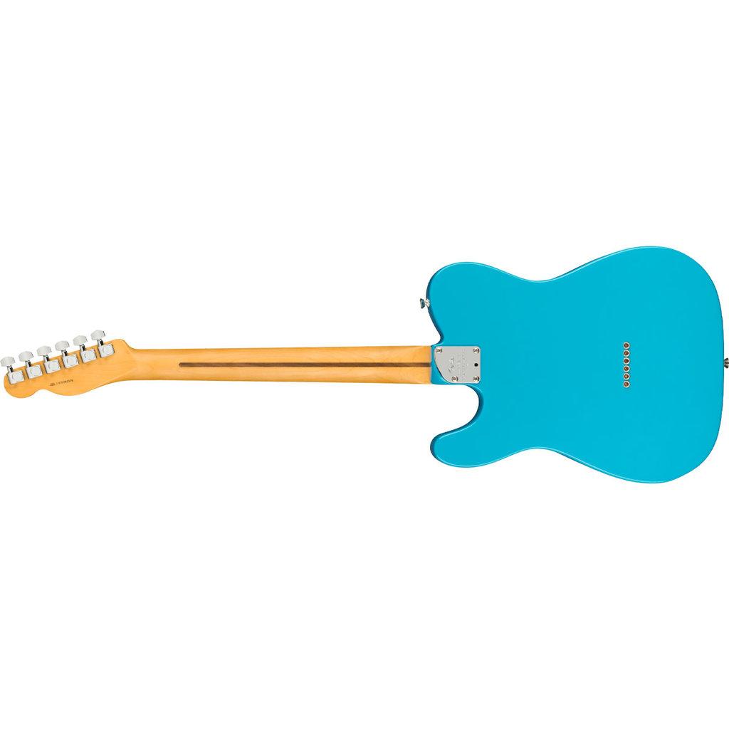 Fender Fender American Professional II Tele MP Miami Blue