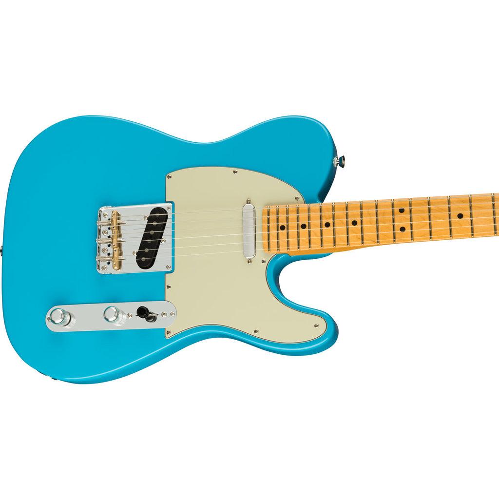 Fender Fender American Professional II Telecaster MP - Miami Blue