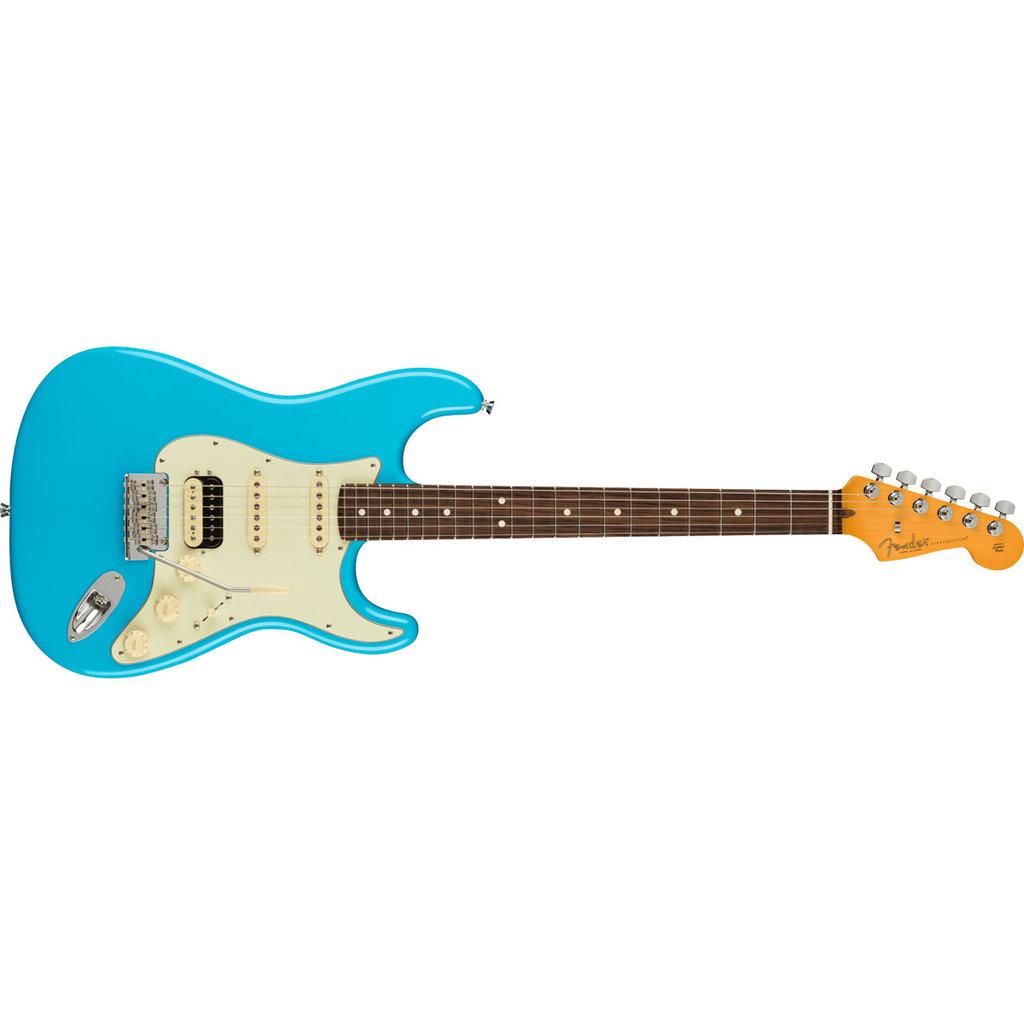 Fender Fender American Professional II Strat HSS RW Miami Blue