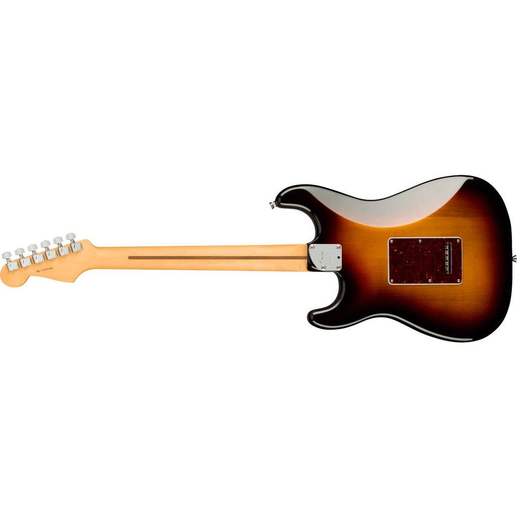 Fender Fender American Professional II Stratocaster HSS MP - 3-Tone Sunburst