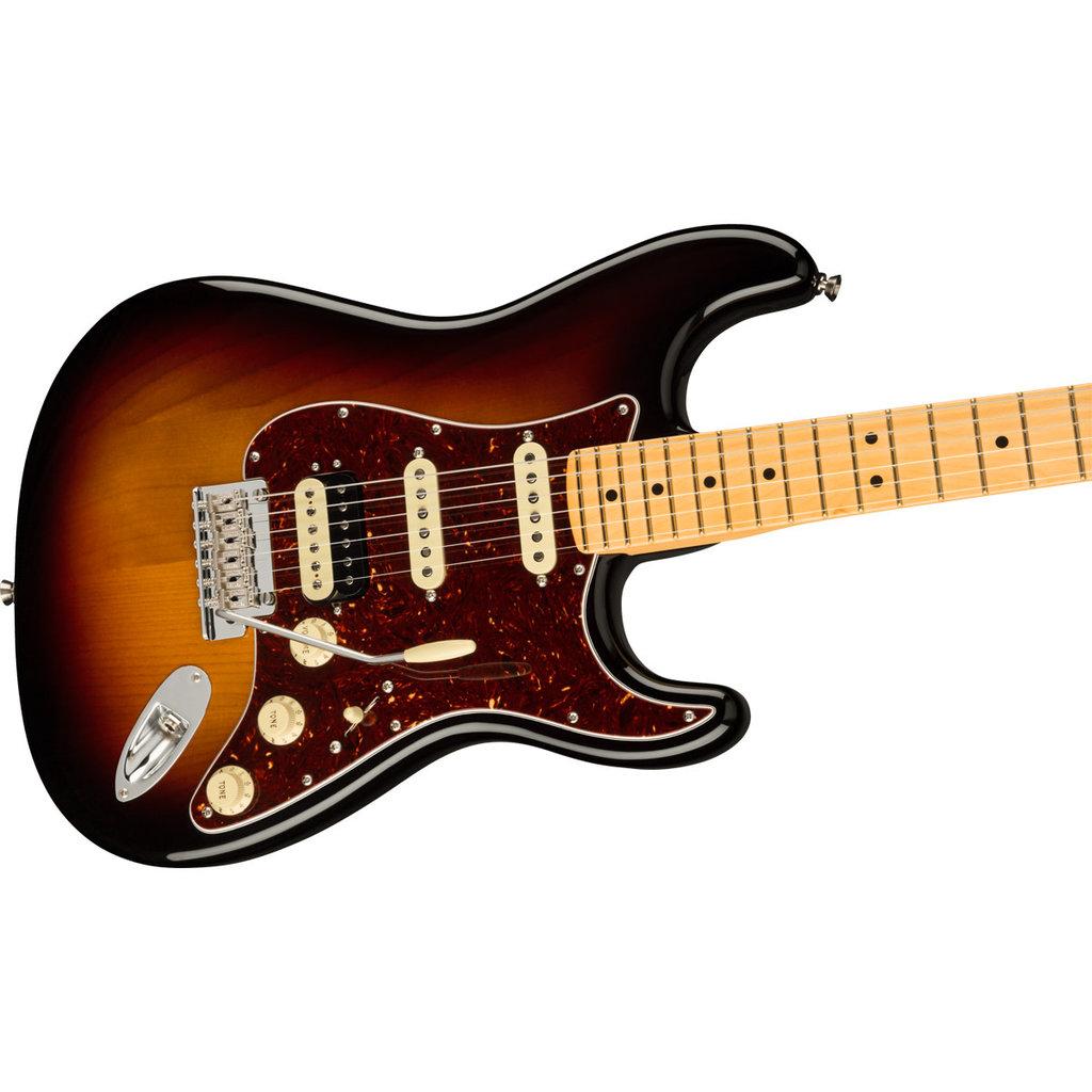 Fender Fender American Professional II Strat HSS MP 3TSB