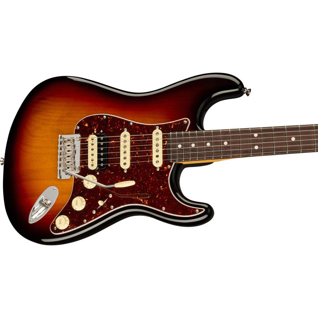 Fender Fender American Professional II Strat HSS RW 3TSB