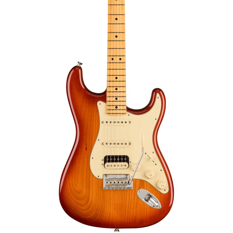 Fender Fender American Professional II Stratocaster HSS MP - Sienna