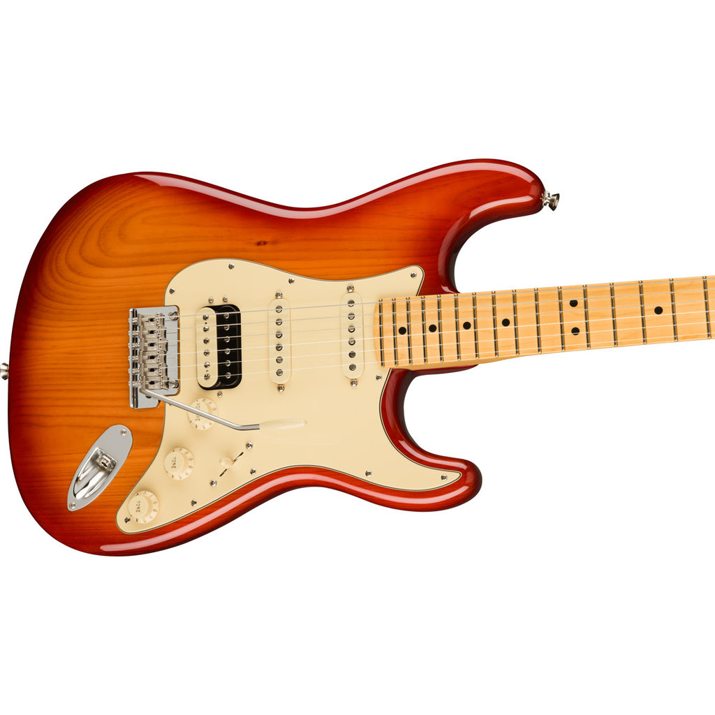 Fender Fender American Professional II Strat HSS MP Sienna