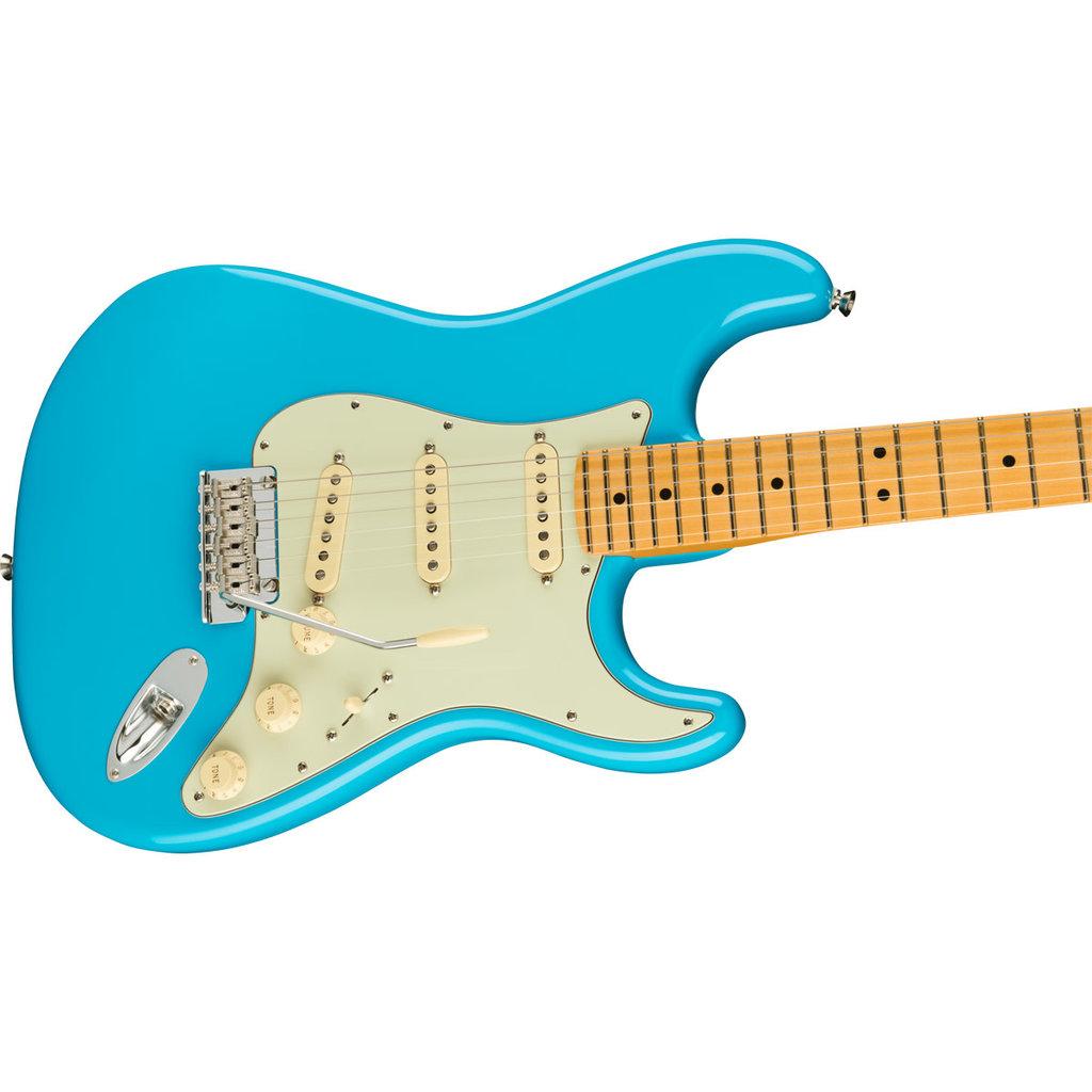 Fender Fender American Professional II Strat MP Miami Blue