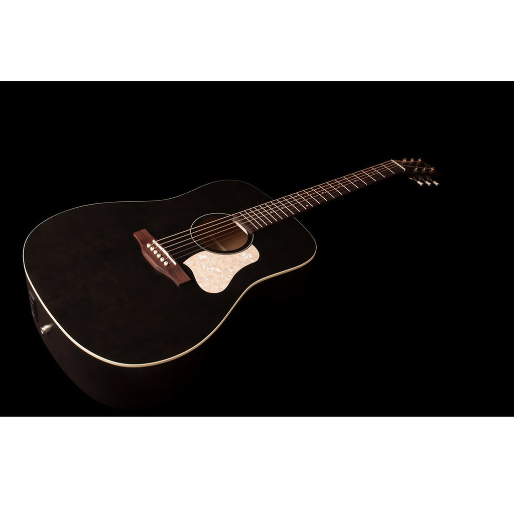 Art and Lutherie A&L Americana Faded Black Acoustic
