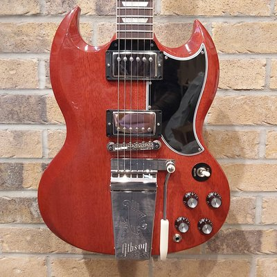 Gibson Consignment / Used  Gibson SG 61' w/Tremolo and 57 Classic Pickups