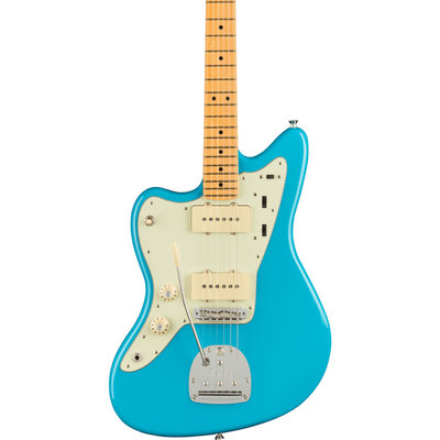 Fender Fender American Professional II Jazzmaster Left MP Miami Blue