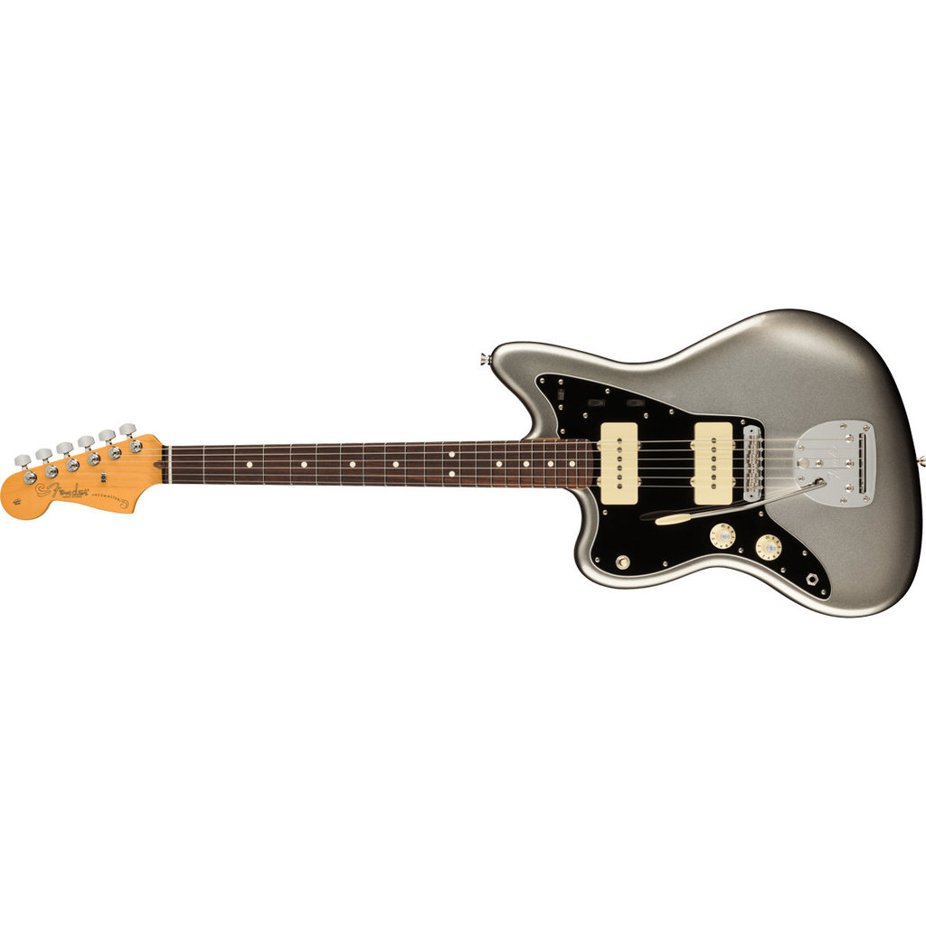 Fender Fender American Professional II Jazzmaster Left RW Mercury