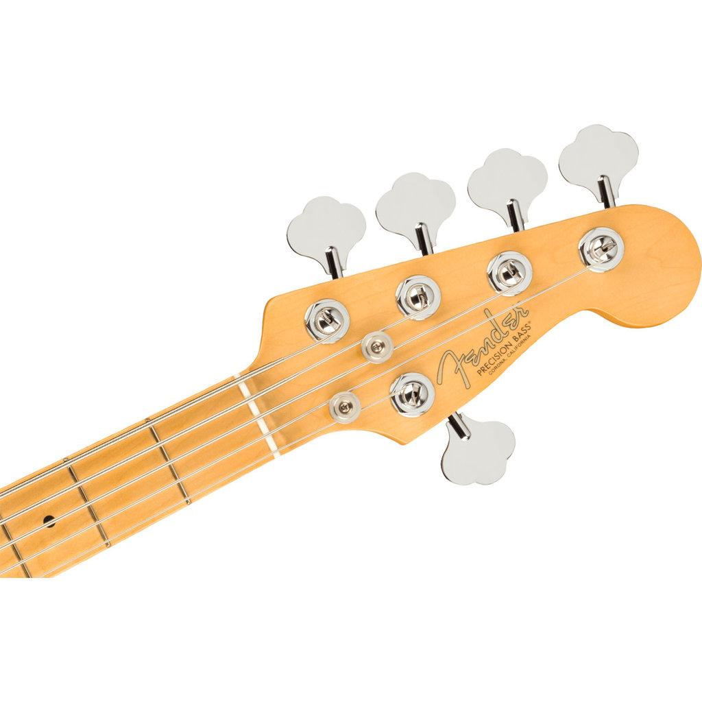 Fender Fender American Professional II Precision Bass V MP - Miami Blue