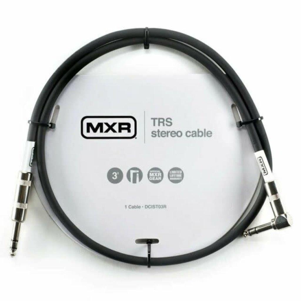 MXR 3' TRS Cable DCIST3R
