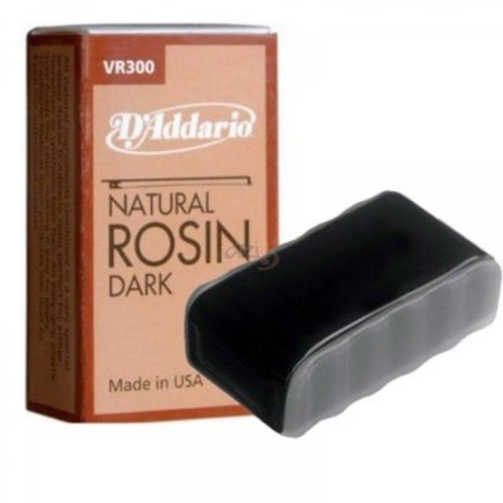 D'addario D'Addario Dark Violin Rosin VR300
