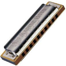 Hohner Marine Band Harmonica G 1896BX-G