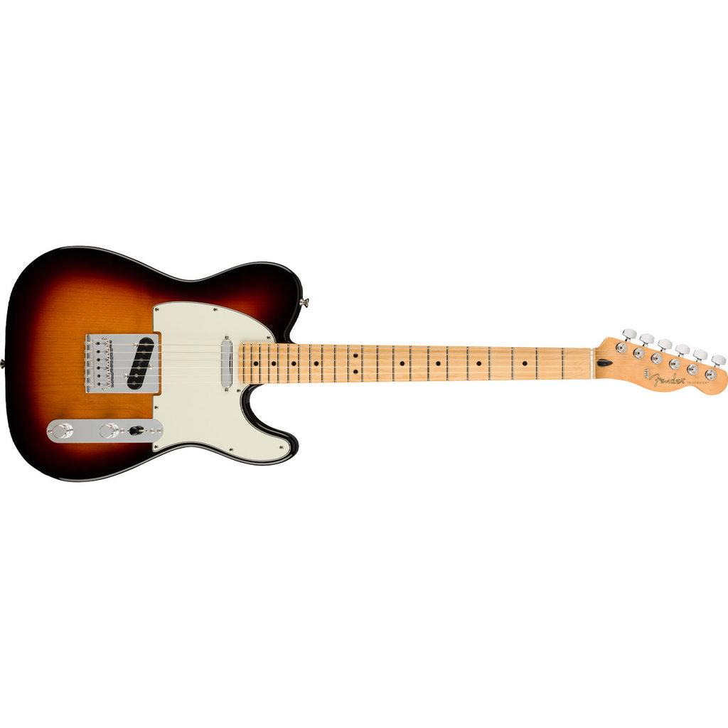 Fender Fender Player Tele MN - 3-Tone Sunburst