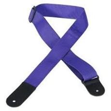 D'addario D'addario 50PWS03 Guitar Strap Purple