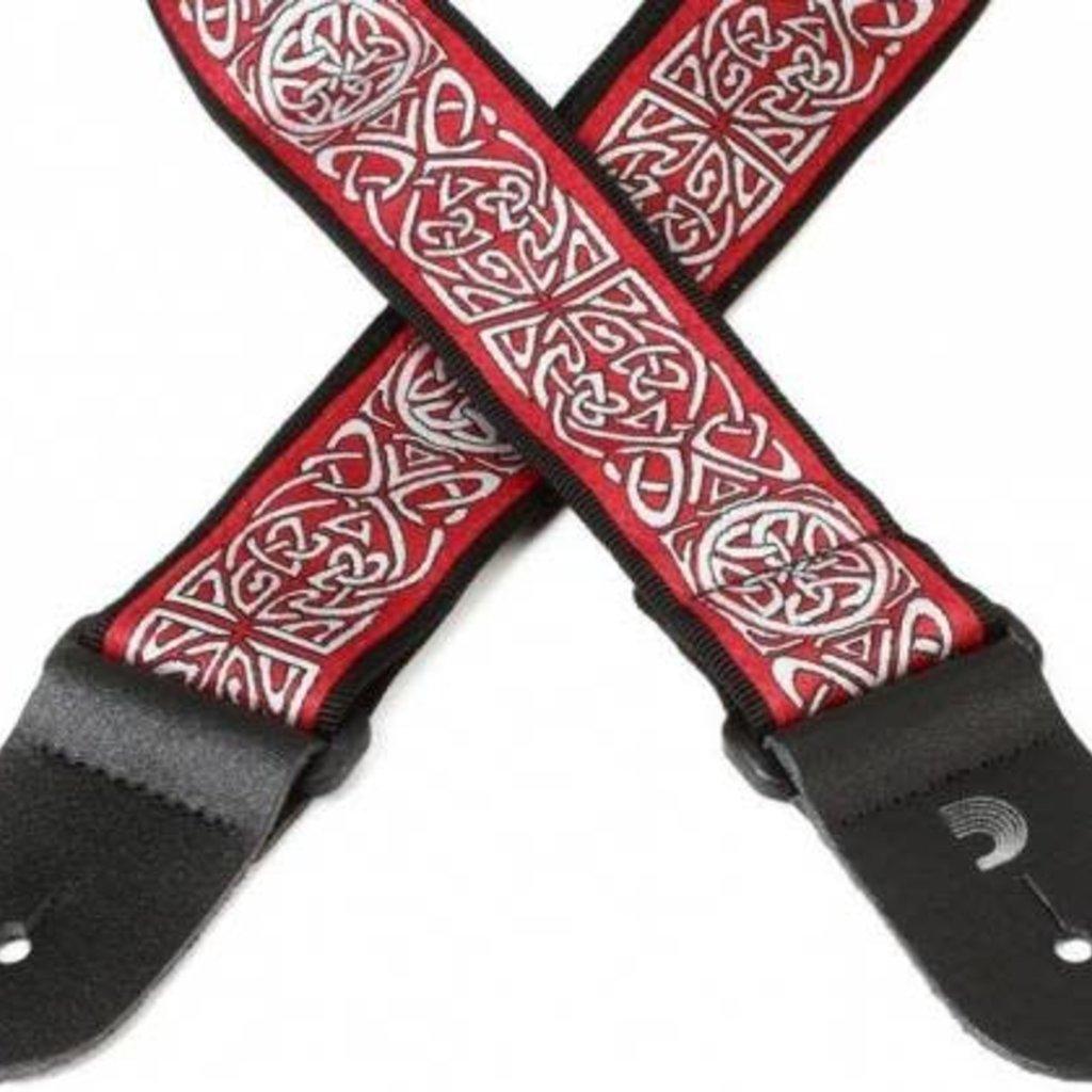 D'addario D'addario 50A07 50MM Guitar Strap NP Celtic