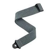 D'addario D'addario 50BAL04 Auto Lock Skater Grey Guitar Strap