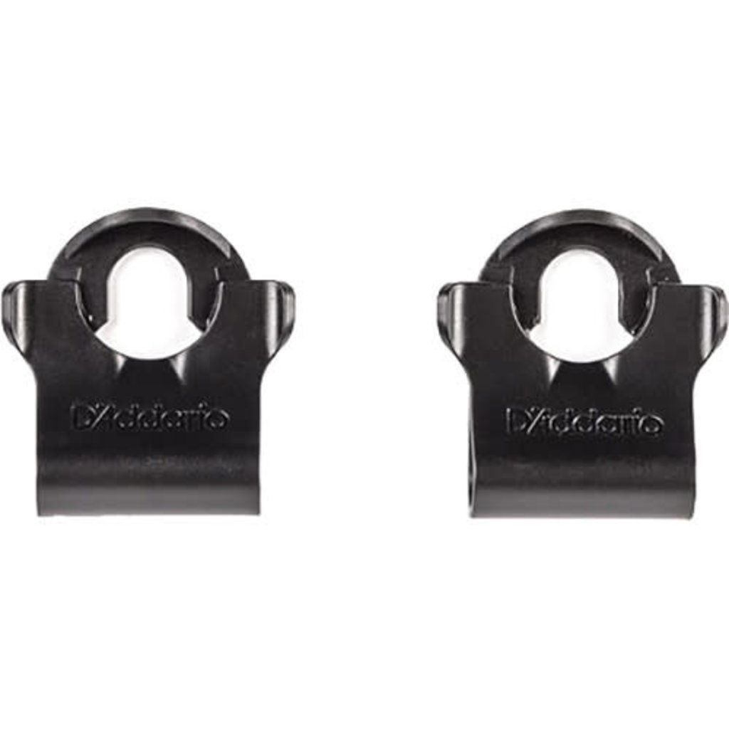 D'addario D'addario Dual Lock Strap Lock Clip-Set PW-DLC-01