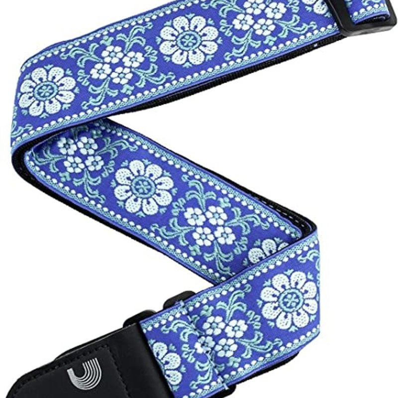 D'addario Designed for players of all genres, Planet Waves woven straps offer designs that will please even the most discerning player. From iconic themes to unique patterns and artwork, these durable straps are sure to accent any guitar and are adjustable from 35″