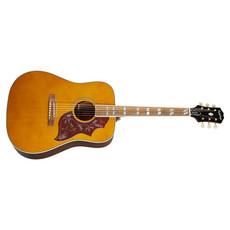 Epiphone Epiphone Inspired by Gibson Masterbilt Hummingbird - Natural Antique