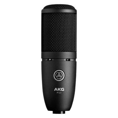 AKG AKG Perception 120 Large Diaphragm Condenser Microphone