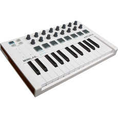 Arturia Arturia MiniLab Mk 2 Portable 25-Key MIDI Controller