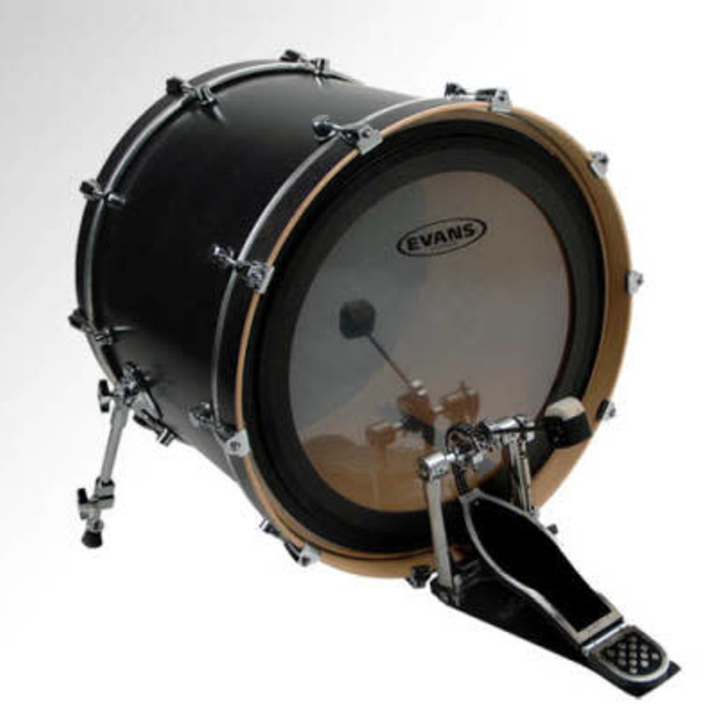 EVANS BD18EMAD - 18 Inch EMAD Batter Clear Drumhead