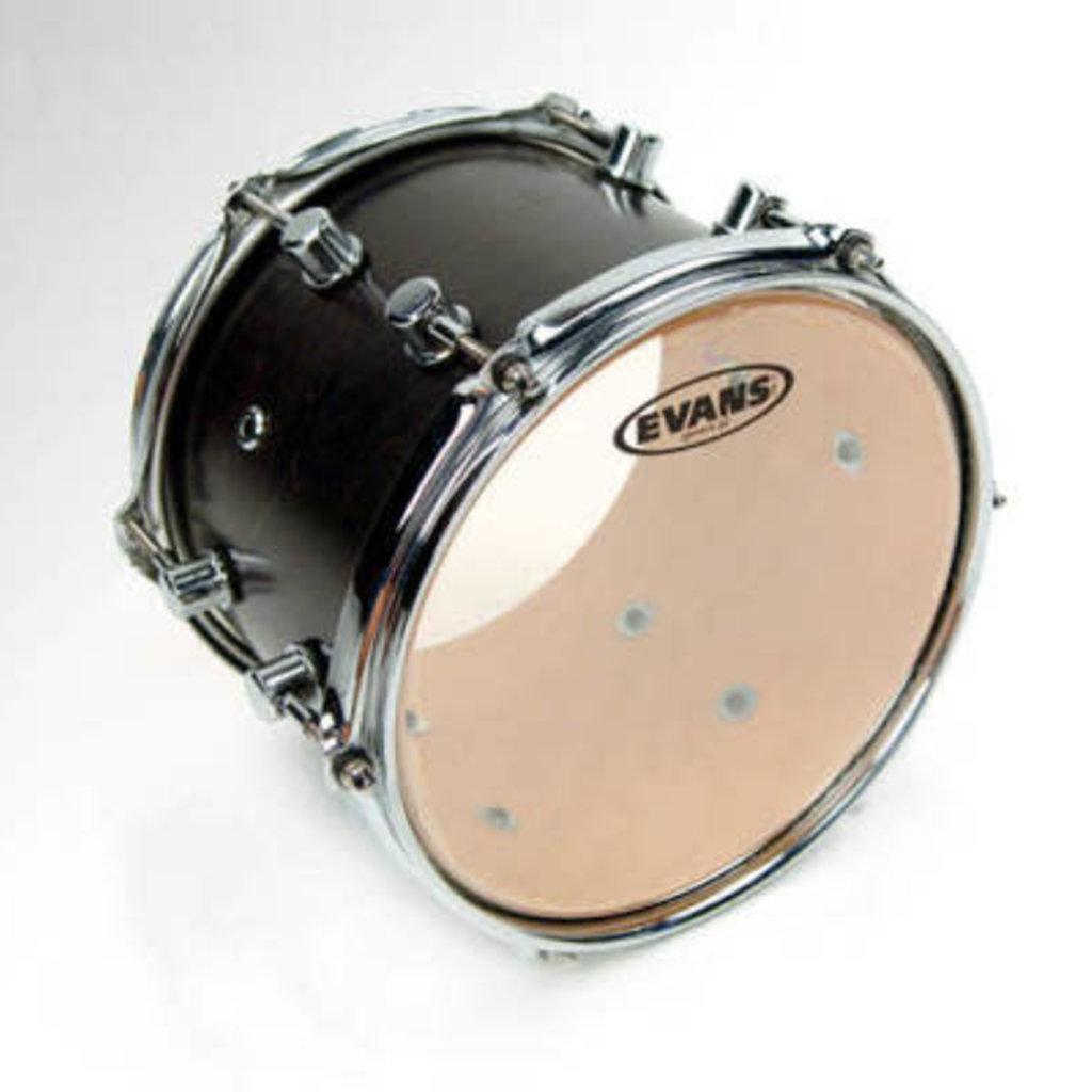 EVANS TT13G2 - 13 Inch G2 Clear Drumhead