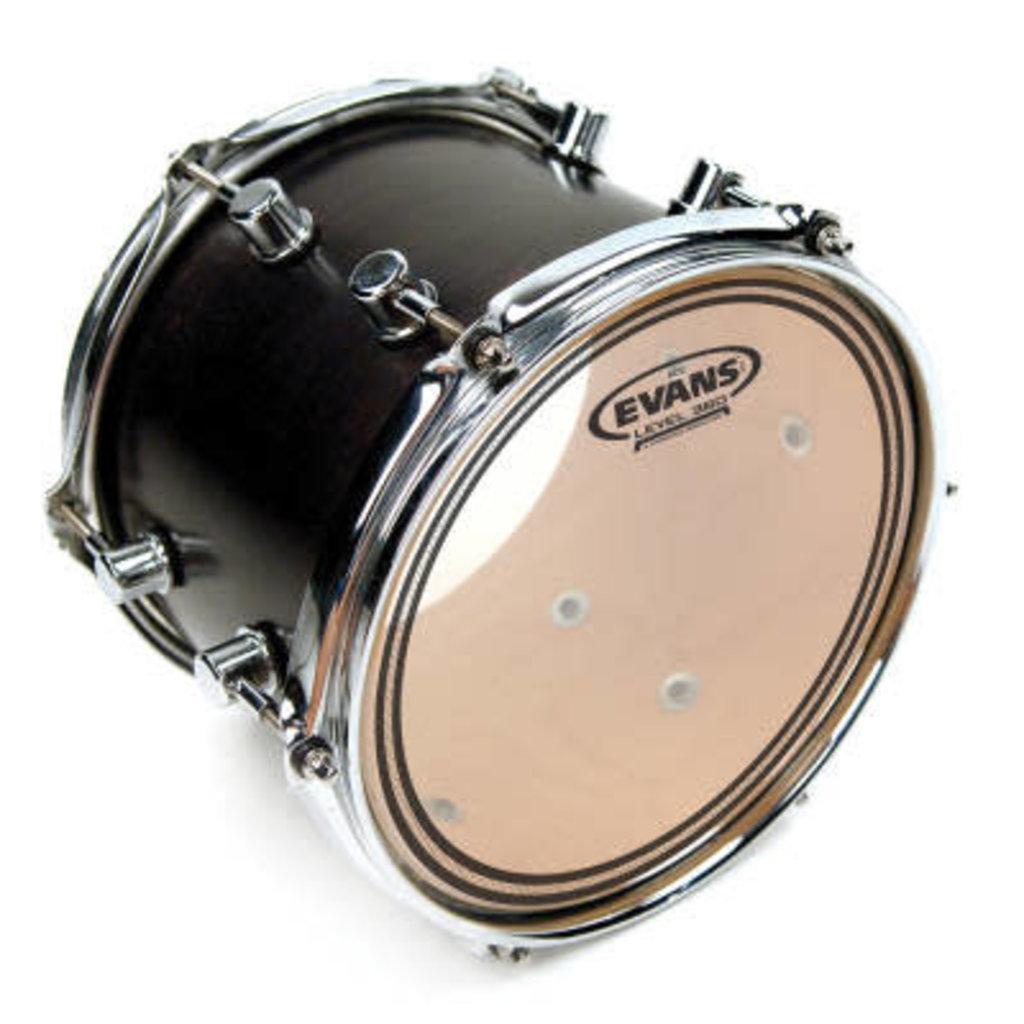 EVANS TT13EC2S - 13 Inch Clear EC2S Drumhead
