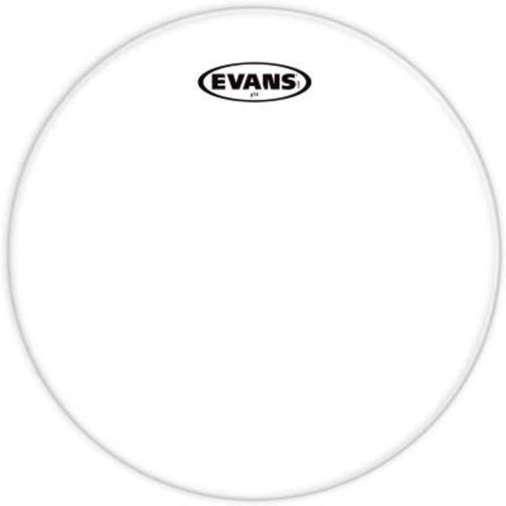 EVANS TT13G1 Clear Drum Head - 13 Inch