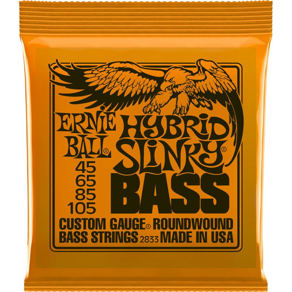 Ernie Ball Ernie Ball Bass Hybrid Slinky 45-105 2833
