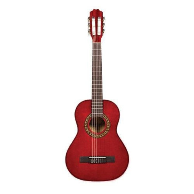 Beaver Creek Beaver Creek 1/2 size classical BCTC401TR Trans Red