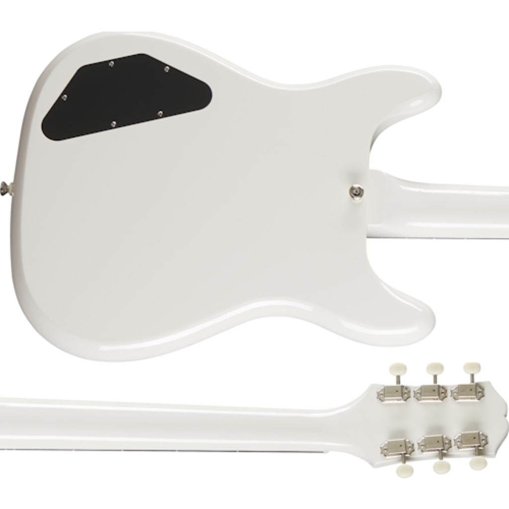 Epiphone Epiphone Crestwood Custom Electric Guitar - Polaris White