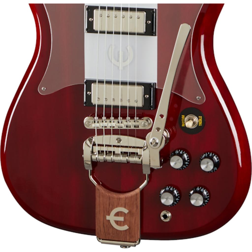 Epiphone Epiphone Crestwood Custom Electric Guitar - Cherry