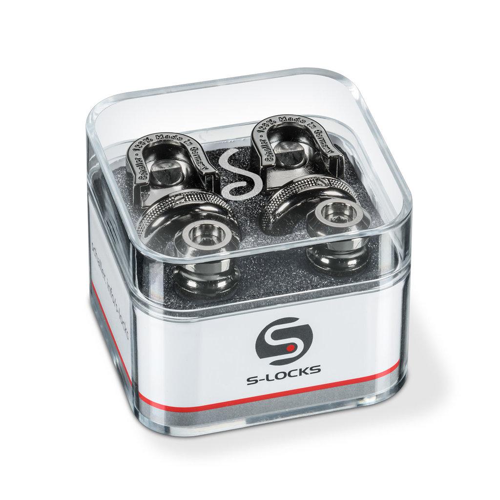 Schaller Straplock Ruthenium SCH14010601